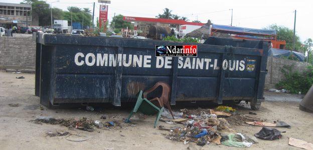 OPINION: Honneur aux ordures de Saint-Louis !