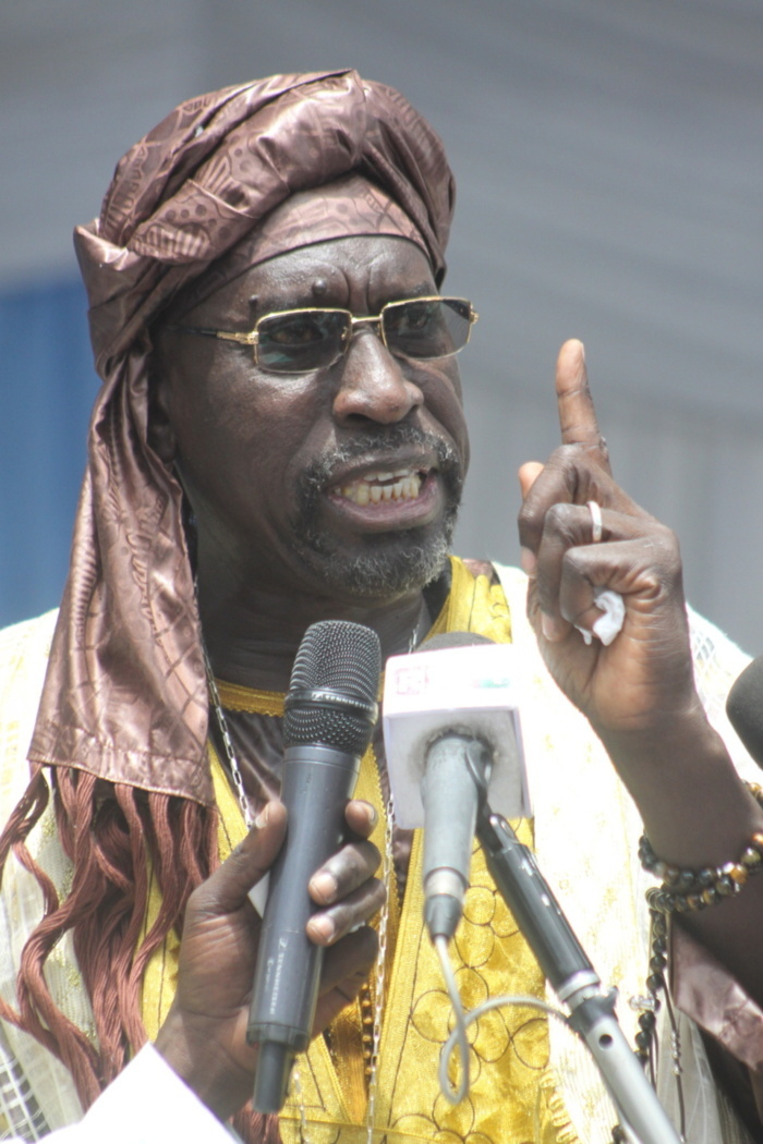 Visite chez le grand serigne : Abdoulaye Makhtar Diop promet son soutien aux pêcheurs Saint-Lousiens