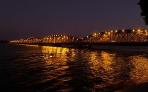 Ouverture du pont Faidherbe dans la nuit du dimanche 22 décembre 2013