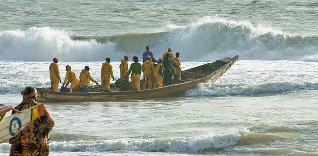 URGENT - Saint-Louis : 4 pêcheurs portés disparus.