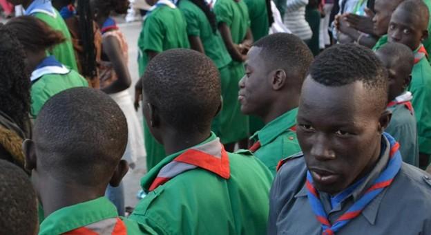 Lancement du Jamboré : la Commune mobilise 800 scouts et éclaireurs pour le nettoiement de Saint-Louis.