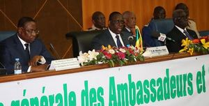 [EXCLUSIF] Conférence des Ambassadeurs: l'intégralité du discours de Macky Sall.
