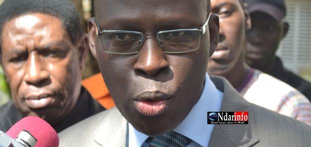Cheikh Bamba Dièye, maire de Saint-Louis : « 40% des décisions du conseil délocalisé sont en cours de réalisation »