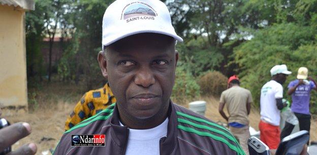 Incendie à Sindoné: Mansour Faye offre 1 million de francs CFA, des nattes et des matelas aux victimes.