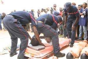GAMOU 2013: 6 accidents, 6 morts et neuf blessés enregistrés.