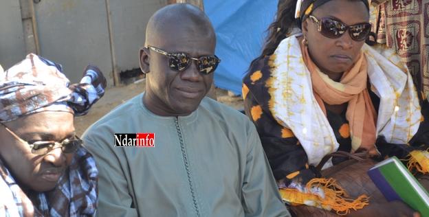 Politique : Cheikh Gaye marque son terrain à Diamaguène et Ngallèle.