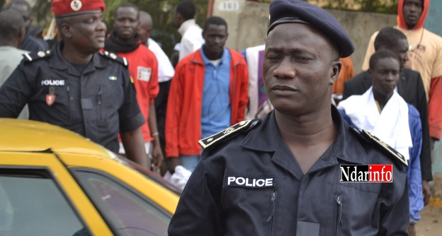 Le Commissaire Ibrahima Diop : un modèle d'intégrité, d'engagement et d'honnêteté.