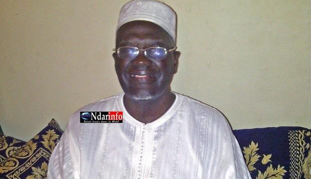 ABDOULAYE DIAW CHIMERE, ANCIEN MAIRE DE SAINT-LOUIS :«  Le transfert de la capitale à Dakar m'a fait trop mal »