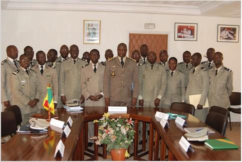 """DOUANES: Le colonel Moustapha Diagne félicite les """"résultats performants"""" du bureau régional  du Nord."""