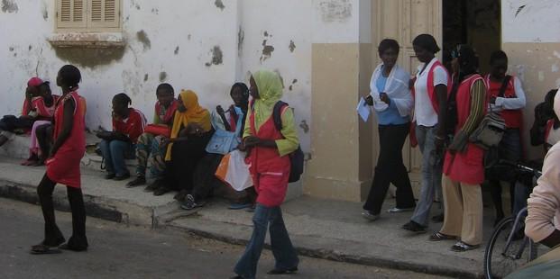 Scènes d'hystérie au lycée Ameth Fall : Djiné Maimouna ou manie des élèves ?