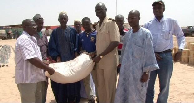 Dagana: Enfin Senhuile et les populations fument le calumet de la paix !