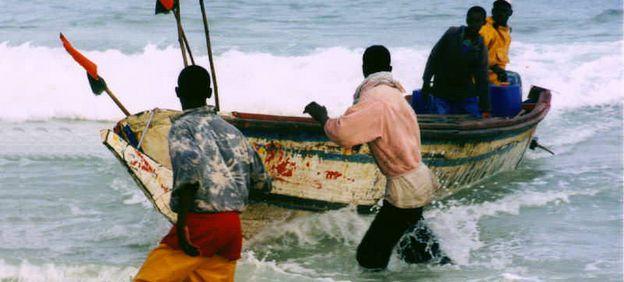 Saint Louis: 4 pêcheurs de Guet Ndar introuvables depuis le 25 janvier.