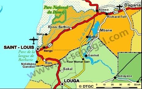 La traversée du Walo par la route transsaharienne, une opportunité d'émergence