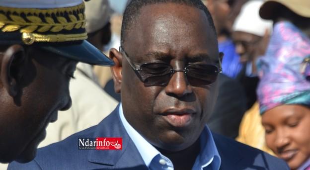 Macky Sall à Paris : « Le Plan Sénégal n'est pas sorti du néant »
