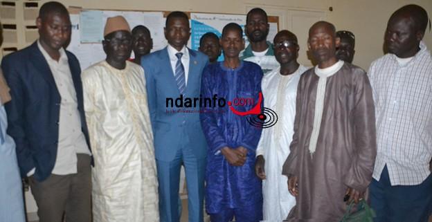 APR Saint-Louis : Fass Ngom uni derrère Ibrahima Diao. Daouda Dia séduit.