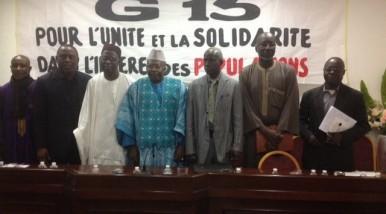 Politique : Cheikh Bamba Dièye, Gadio et Robert Sagna… créent le G15 pour griller le Benno Bokk Yaakaar.