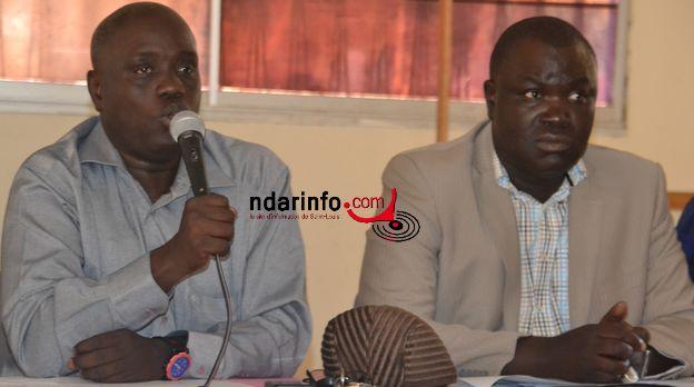 UGB: Birima Ndiaye charge : « 50 millions se partagent au sein du Crous … Ils sont venus chez moi, j'ai refusé ».