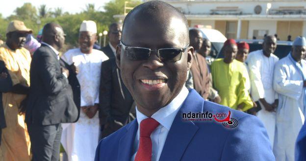 Cheikh Bamba Dièye fait son bilan: ''nous avons beaucoup travaillé''.