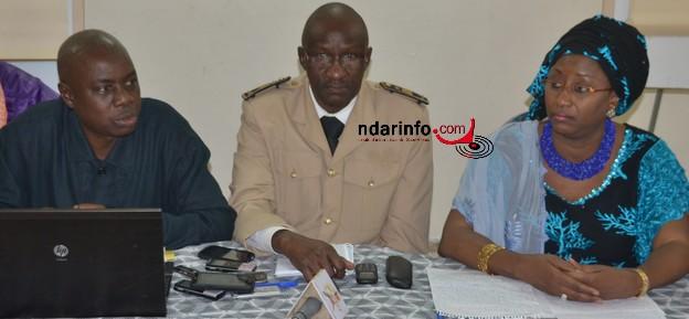 Saint-Louis : Abdoul Ndar Fall précise le caractère inclusif des assises de l'éducation.