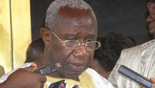 Iba Der THIAM explique les contours du projet d'histoire générale du Sénégal