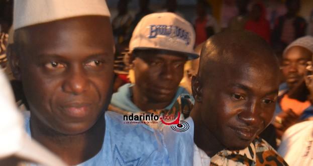 L'APR en meeting à Pikine : Pape Dieng bat le record de la mobilisation.