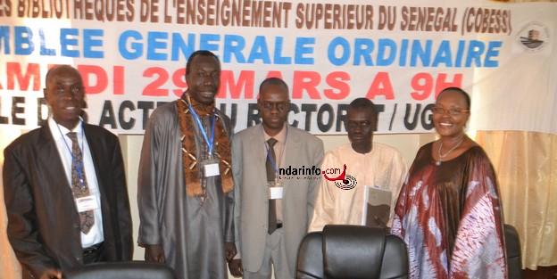 Enseignement supérieur de qualité : les bibliothécaires et archivistes sénégalais s'engagent.