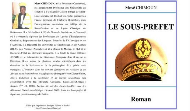 Saint-Louis: le roman 'Le Sous-préfet' passé au peigne-fin par des critiques