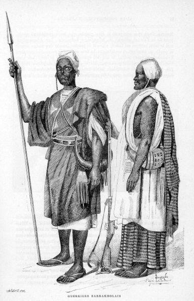 EN HOMMAGE A L'ARMEE SENEGALAISE POUR LA FETE NATIONALE LE RECIT DE LA BATAILLE DE DIALMATCH EN 1854.