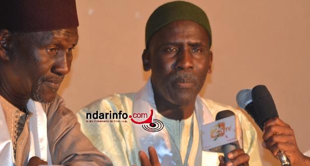 Dr Aliyoune Diagne, candidat de la coalition Téranga : « depuis 3 jours, je subis l'assaut des partis politiques ».