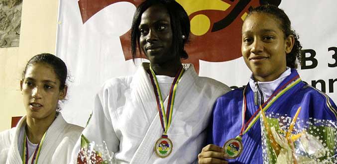 Fary Sèye, championne d' Afrique de judo, réclame ses primes : « Je ne demande pas l'aumône, c'est quelque chose qui me revient de droit »