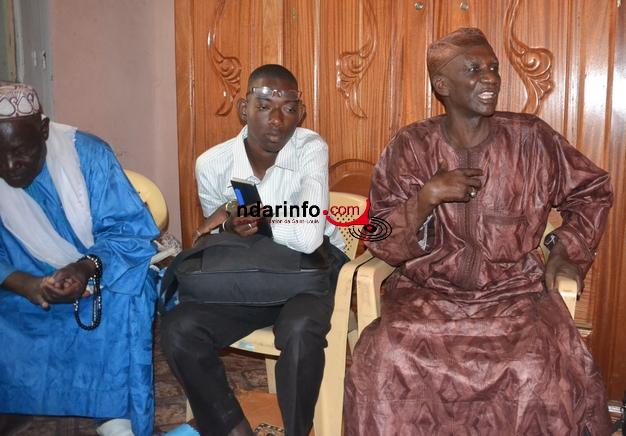 Locales 2014 : Mbane et Richard Toll prêtent serment d'allégeance au Model.