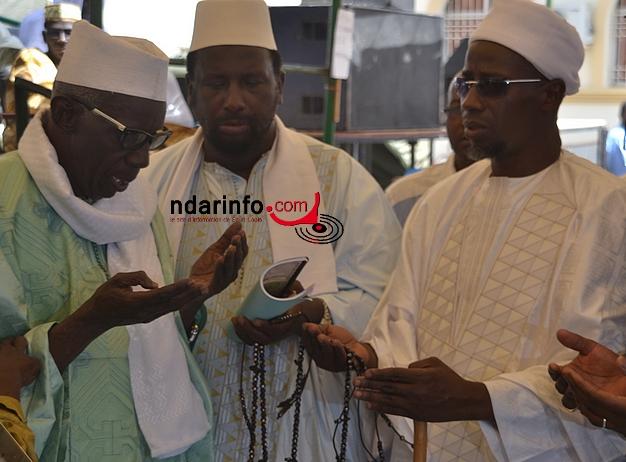 Saint-Louis : El Hadji Mohsine Diop honoré, son engagement magnifié.