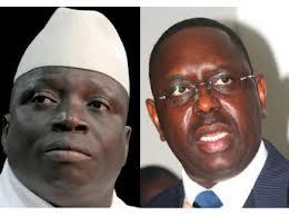 Yahya Jammeh a déclaré ceci : « J'ai un film sur Macky Sall lorsqu'il était venu ici me voir à Banjul