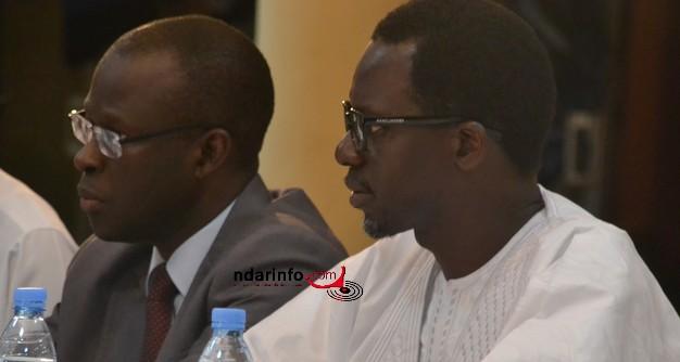 """URGENT: Cheikh Bamba Dieye candidat de la coalition """"Ande Ligueye Sunu Deukk"""""""