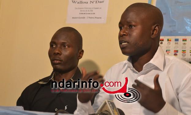 Saint-Louis - Locales  2014 : le mouvement Wallou Ndar va combattre « l'achat de consciences ».