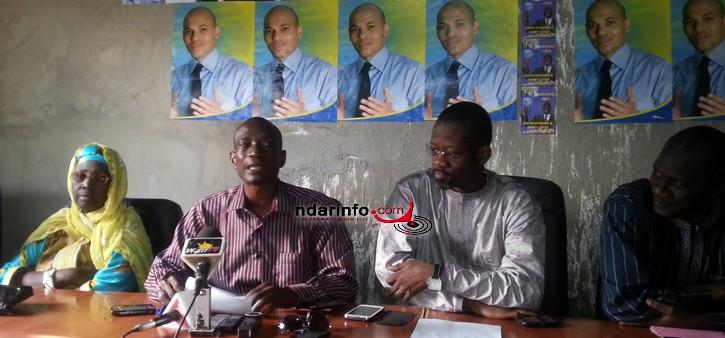 Saint-Louis - Tiraillements dans le PDS : Baraya dépose ses listes, Mayoro Faye conteste et menace.