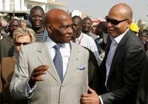 Karim Wade vilipende Ousmane Ngom et Madické Niang auprès de son père...