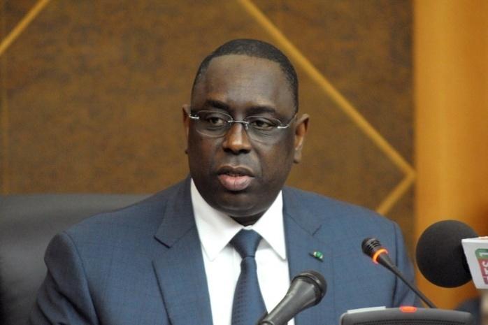 """Affaire Karim Wade : """"évoquer un accord politique, c'est faire insulte à la justice"""", selon Macky Sall"""