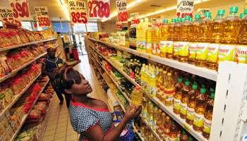 Baisse de 0,3% des prix à la consommation en mars