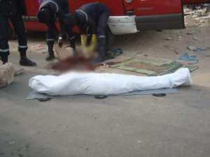 DERNIÈRE MINUTE: Un accident sur la route de Thies fait 5 morts !