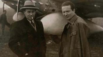 Le 13 mai 1930 dans le ciel : Mermoz transporte du courrier de Saint-Louis du Sénégal à Natal au Brésil