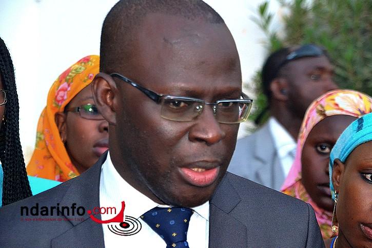 Saint-Louis : Cheikh Bamba Dièye honoré par la brigade verte.