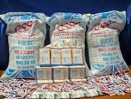 3000 tonnes de sucre importé : grosse perte pour la CSS