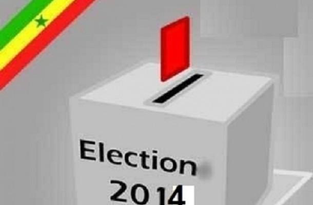 2600 listes de candidatures au plan national pour les locales 2014, c'est de la farce et non la démocratie !