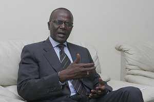 Ousmane Tanor Dieng : «Je n'ai jamais dit que je ne serais pas candidat»