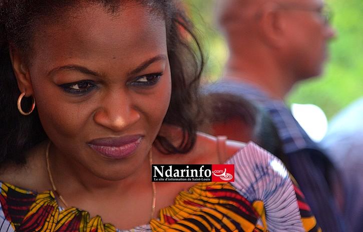 Aminata Guèye, responsable Jeunes de BBY Saint-Louis.