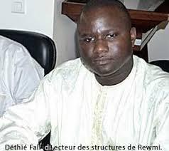 Idrissa Seck fait des témoignages sur Dethie Fall