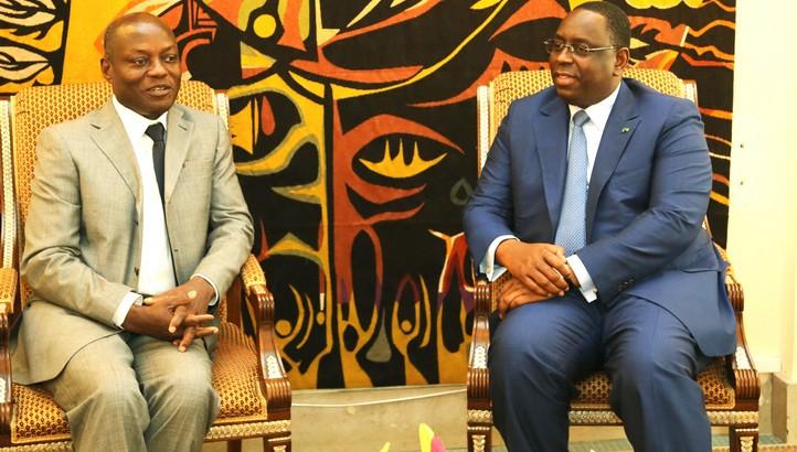 En visite au Sénégal: Le nouveau président de la Guinée Bissau Jose Mario Vaz hôte du président Macky Sall
