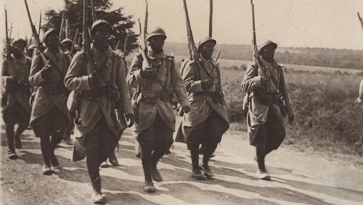 173 Africains ont été mobilisés pendant la Grande Guerre. DR