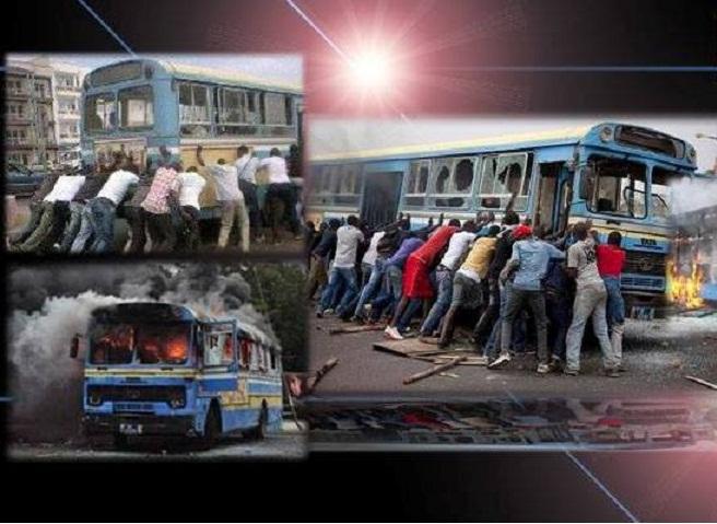 Depuis 2009, cent cinquante(150) bus (DDD) détruits pour une valeur de 9 milliards FCFA
